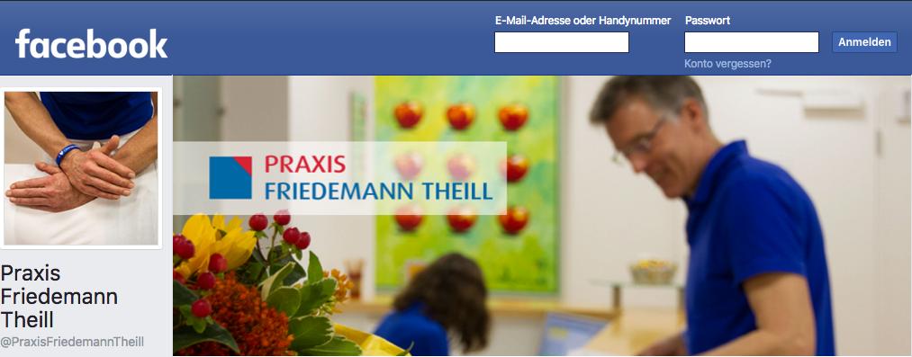 Praxis Friedemann Theill für Amerikanische Chiropraktik in Köln – Facebook