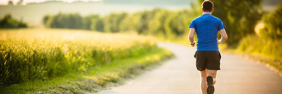 Richtiges Laufen hält gesund