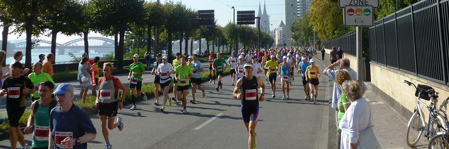 Köln Marathon – Tipps von Chiropraktiker Friedemann Theill